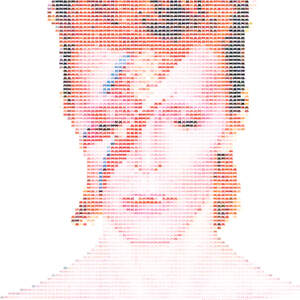 David Bowie Canvas Artwork