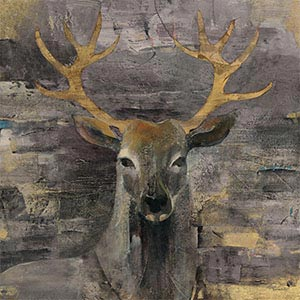 Deer Canvas Art