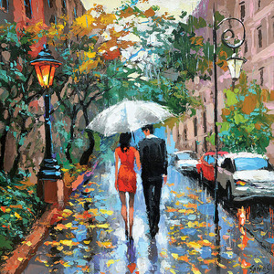 Dmitry Spiros Canvas Art