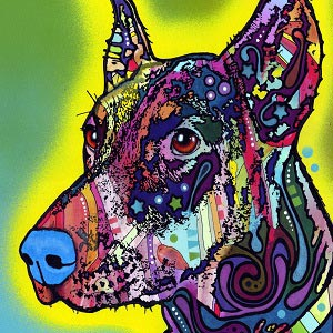 Doberman Pinschers Art Prints