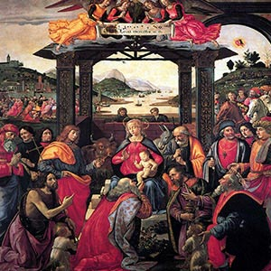 Domenico Ghirlandaio Canvas Prints