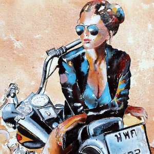 Donatella Marraoni Canvas Art Prints