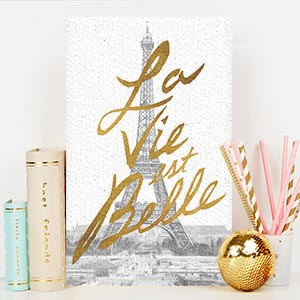 Gilded Gold Art Prints