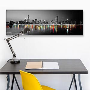 Skylines Art Prints