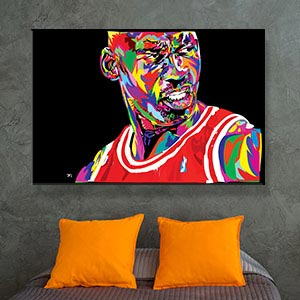 Sports Fanatics Canvas Artwork