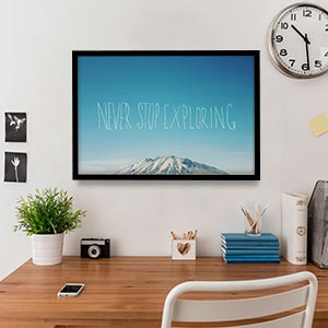 Walls that Talk Canvas Wall Art