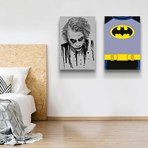 Movie Fans Art Prints