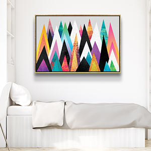 Pop of Color Canvas Art Prints