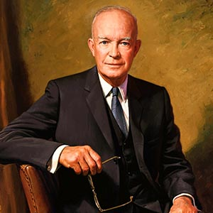 Dwight D. Eisenhower Art Prints