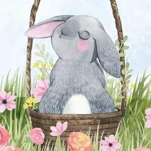 Easter Canvas Art Prints