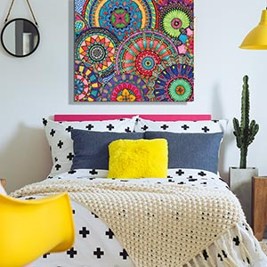 Eclectic Canvas Prints