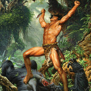 The Edgar Rice Burroughs Collection Art Prints