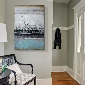 Entryways & Foyers Canvas Wall Art