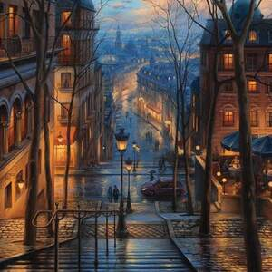 Evgeny Lushpin Canvas Artwork
