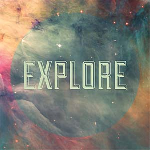 Exploration Canvas Wall Art