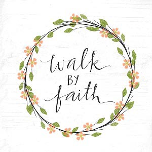 Faith Canvas Art Prints