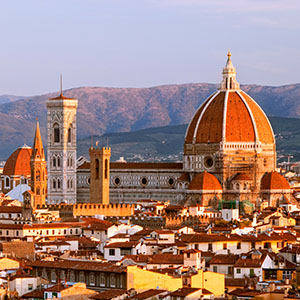 Florence Canvas Prints