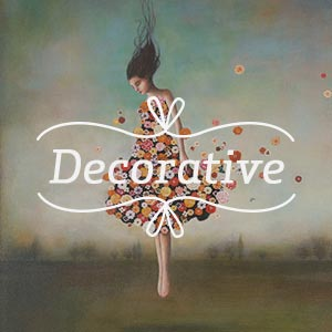 Decorative Canvas Prints