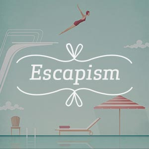 Escapism Art Prints