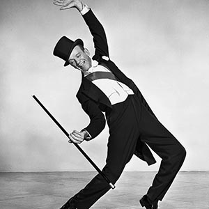Fred Astaire Canvas Art