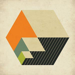 Geometric Abstract Art Prints
