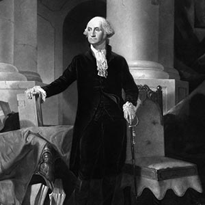 George Washington Canvas Artwork