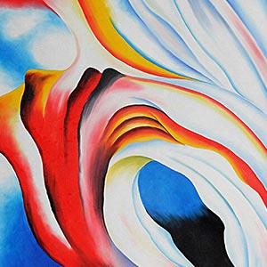 Georgia O'Keeffe Canvas Prints