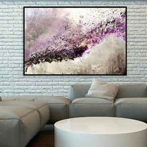 Beau Street Art · Abstract Canvas Prints