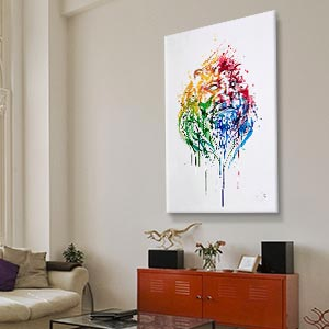 Large Modern Wall Art large wall art & big canvas prints | icanvas