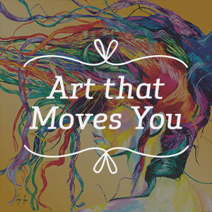 Art That Moves You Canvas Art Prints