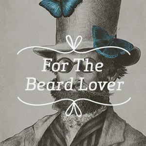 For the Beard Lover Canvas Art Prints