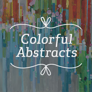 Colorful Abstract Art Prints