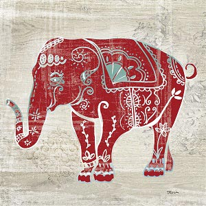 Global Bazaar Canvas Art Prints