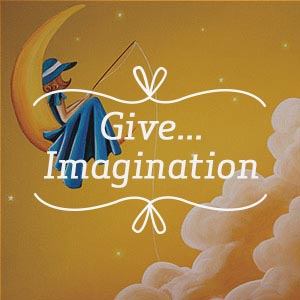 Imagination Canvas Art