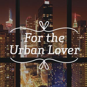 For the Urban Lover Canvas Artwork