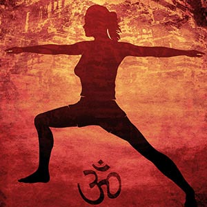 Yoga & Relaxation Canvas Artwork