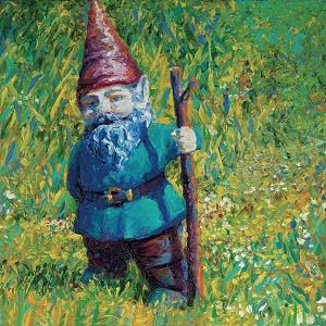 Gnomes Art Prints