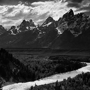 Grand Teton National Park Canvas Wall Art