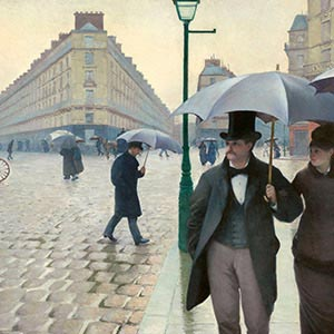 Gustave Caillebotte Canvas Prints