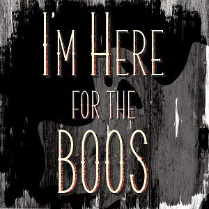 Halloween Mottos Canvas Wall Art