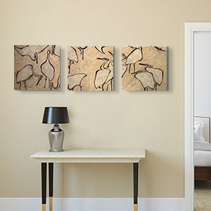 Hallway Canvas Wall Art