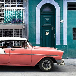 Havana Canvas Art Prints