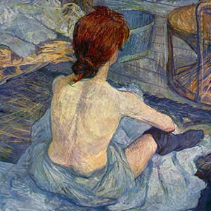 Henri de Toulouse Lautrec Canvas Art