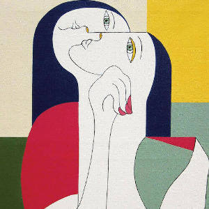 Hildegarde Handsaeme Canvas Artwork