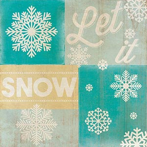 Holiday Cheer Canvas Wall Art