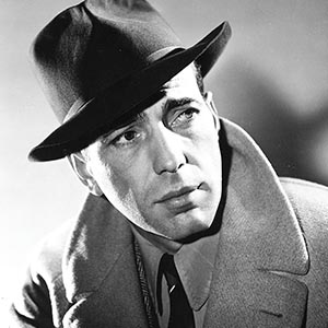 Humphrey Bogart Canvas Wall Art