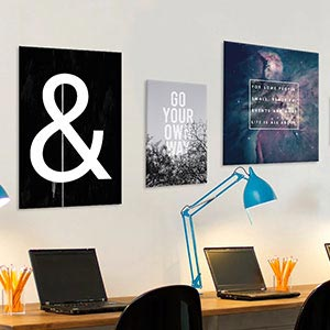 Inspiration Corner Canvas Art Prints