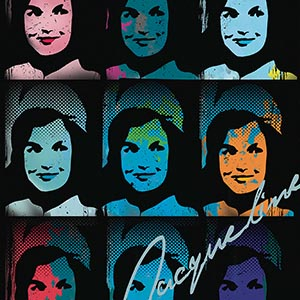 Jackie Kennedy Onasis Canvas Prints