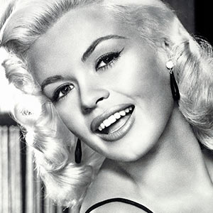 Jayne Mansfield Canvas Art Prints