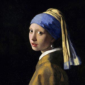 Johannes Vermeer Canvas Wall Art